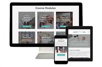 Kajabi Website Design